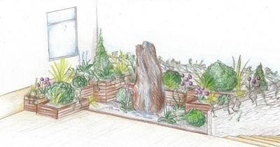 Ландшафтный архитектурный дизайн