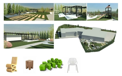 Садово-парковая архитектура