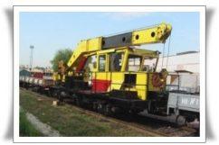 Метрополитен кран-поезд